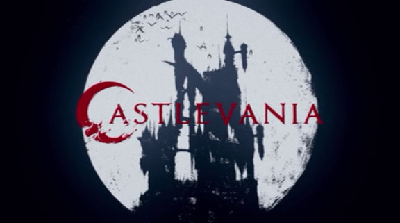 Castlevania opening title