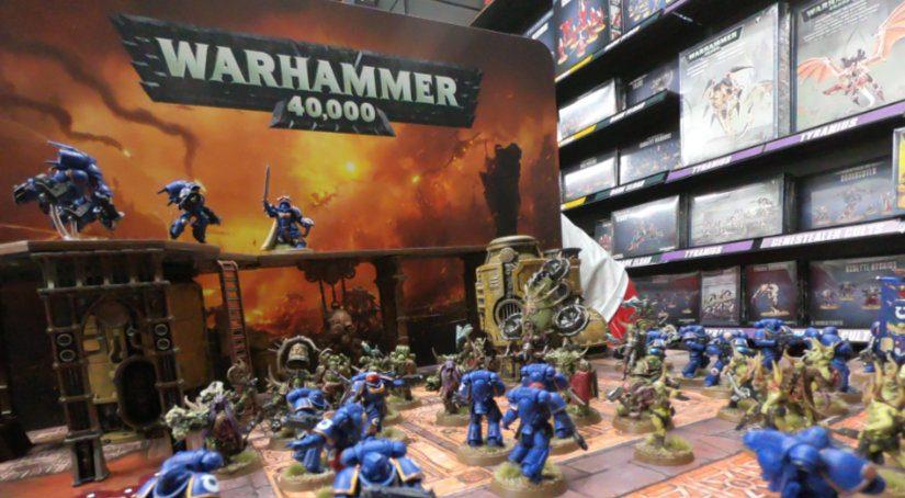Warhammer Yokohama